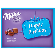 Milka Happy Birthday bonboniéra 110g