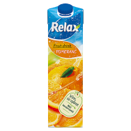 Relax Fruit drink pomeranč 1l