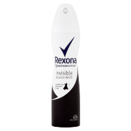 Rexona antiperspirant sprej Invisible on Black+White clothes 150ml