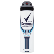 Rexona Men Williams Racing antiperspirant sprej pro muže 150ml