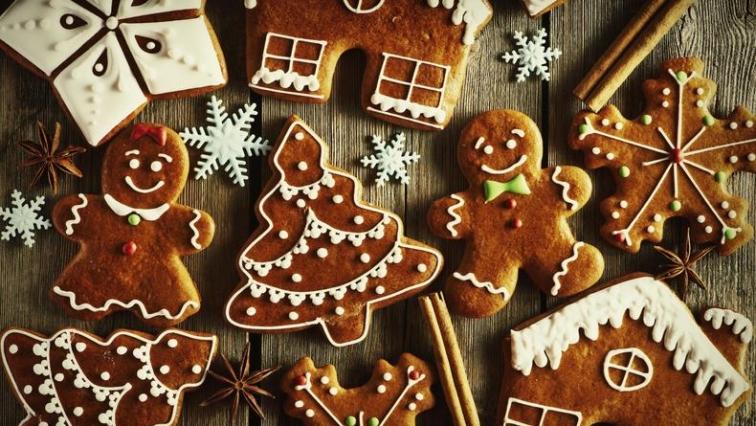 Medové vánoční perníčky bez lepku