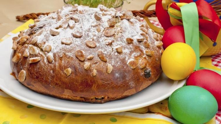 Velikonoční mazanec jako od babičky bez lepku | Hello Tesco