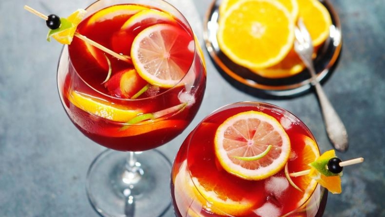 Citrusová sangria