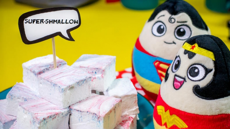 Supershmallows